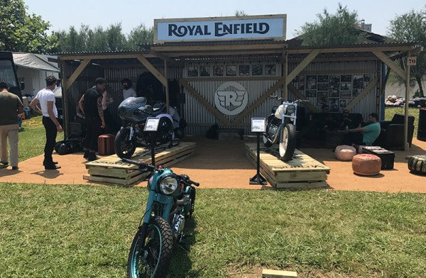 Royal Enfield Wheels and Waves 2017