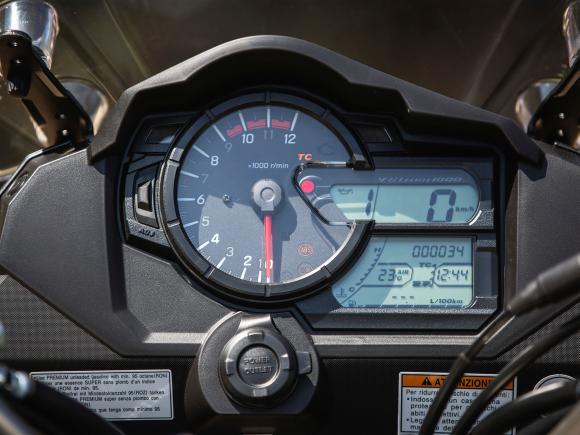 Suzuki V-Strom 1000 XT 2018 9