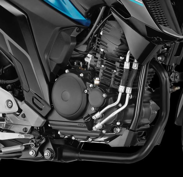 Yamaha FZ25 2017 Motor
