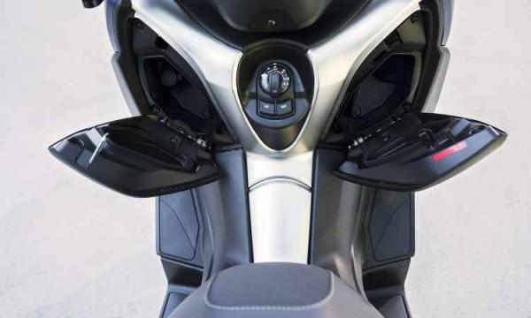 Yamaha X-Max 400 2018 porta-objetos