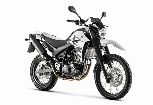 Yamaha XT 660R 2018 Branca