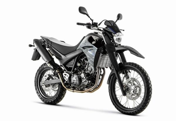 Yamaha XT 660R 2018 Preta