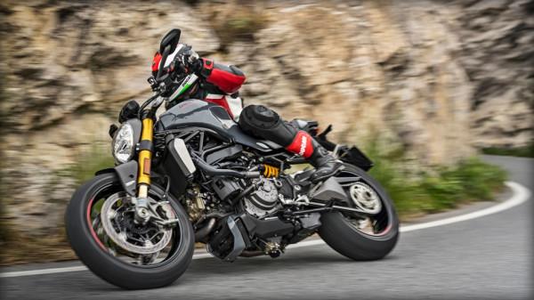 Nova Ducati Monster no Brasil Cinza