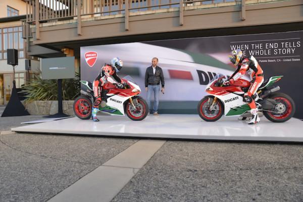 Ducati 1299 Panigale R Final Edition Apresentação