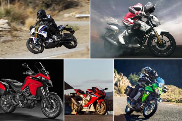 Motos 2017 Lançamentos Esperados