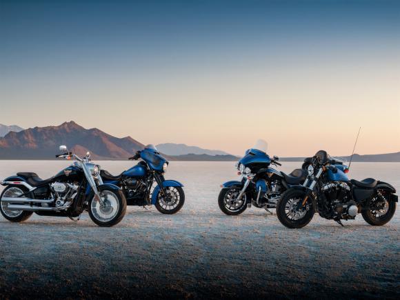 Harley-Davidson 5