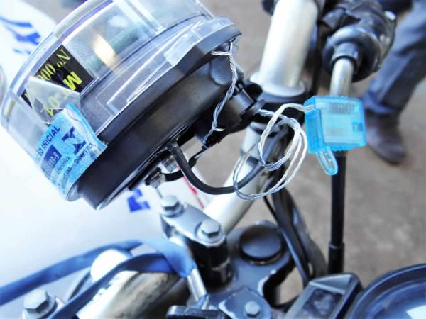 Mototaxímetro obrigatório para mototaxistas