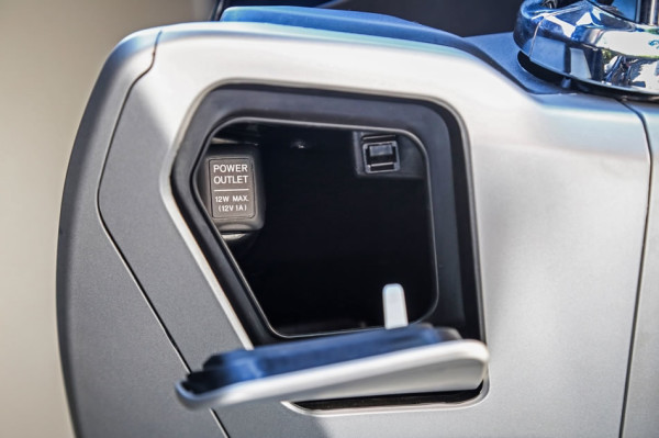 Honda PCX 150 2018 Porta Objetos
