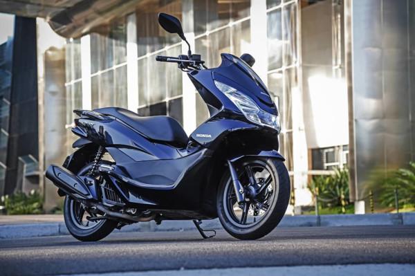 Honda PCX 150 2018 Azul Escuro