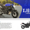 Vídeo Yamaha XJ6 N ABS 2019