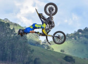 Pilotos disputam Duelo de Motos 2019 no freestyle motocross
