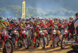 CRF 250F é a moto oficial do Bananalama 2019