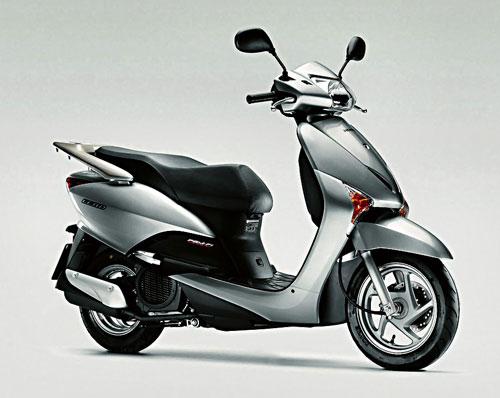 scooters brasil 06 honda lead 110 motorede. Black Bedroom Furniture Sets. Home Design Ideas