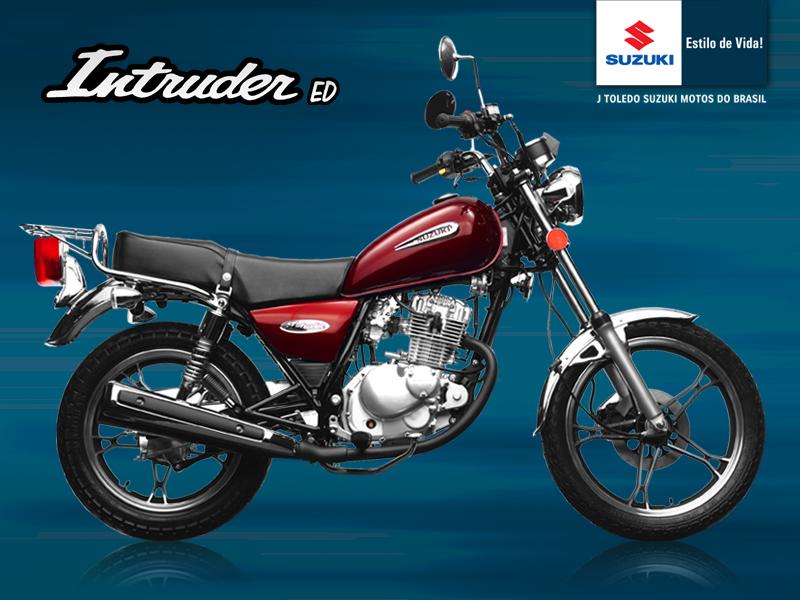 Suzuki Intruder 125 2011 02 Motorede
