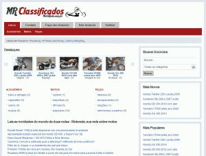 Classificado de Moto Grátis