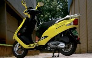 Suzuki Burgman i 125 2012