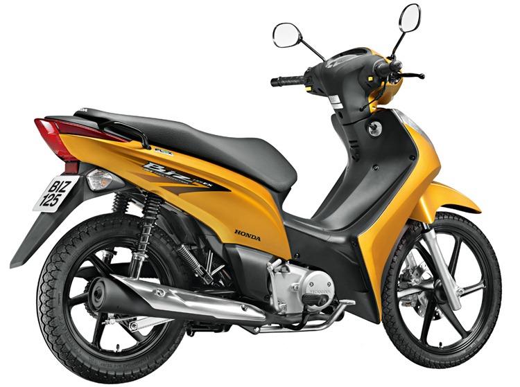 Conheça mais sobre a Honda BIZ EX 2011, a sucessora da BIZ+ | Motorede