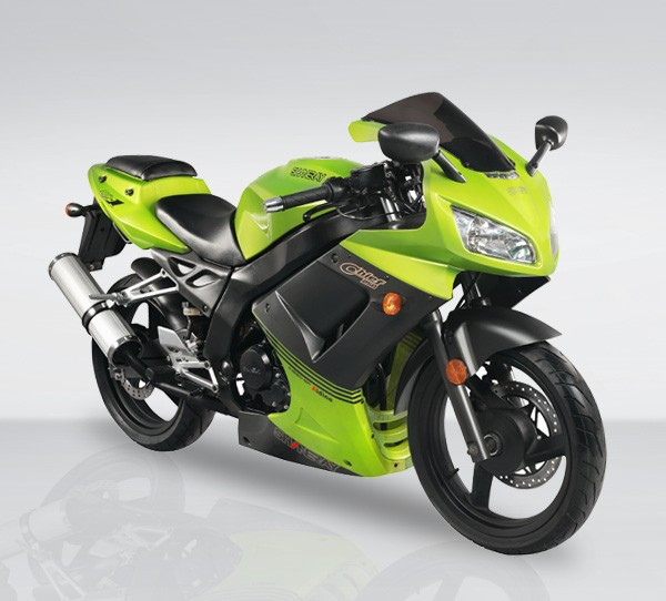 Lan 231 Ada A Shineray Xy 200 Racing Uma Moto Esportiva Com Um