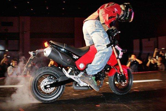 Nova Honda Msx 125 Honda Grom 07 Motorede