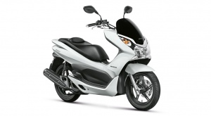 Scooter Honda PCX 150 Indling Stop 06