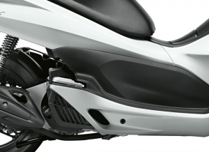 Scooter Honda PCX 150 Indling Stop