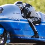 Motorcycle Record Crash