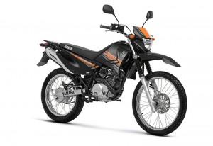 Yamaha XTZ 125 2014