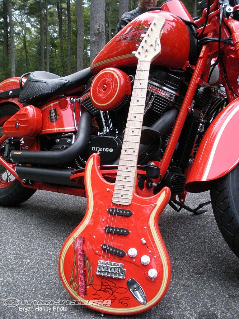 Kawasaki Guitar