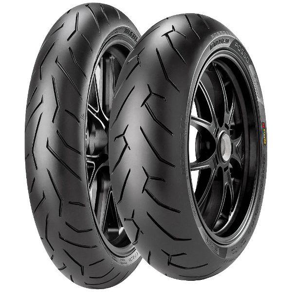 Diablo Rosso II Pneu radial da Pirelli