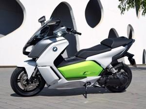 BMW scooter elétrico C Evolution