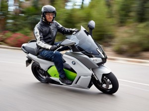 BMW scooter elétrico C Evolution