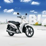 Honda Biz 125 2014