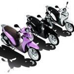 Lançamento Honda o scooter SH Mode 125