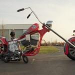 Regio Design XXL Chopper é eleita maior moto do mundo no Guinness 2014