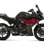 Yamaha XJ6 F 2013 Preta