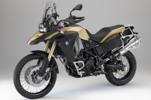 Nova BMW F800 GS Adventure 2014