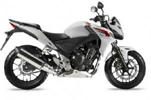 Nova linha Honda CB 500 é lançada oficialmente no Brasil