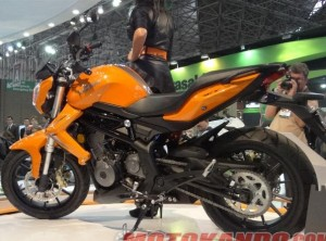 nova Keeway RKX 300 2014