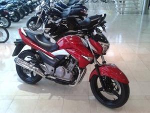 Definitivo! Suzuki Inazuma 250 já está no Brasil!