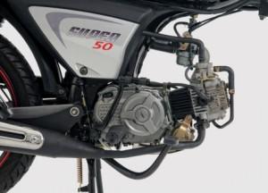 Dafra apresenta nova geração da Super 50