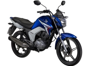 Edição limitada FlexOne da Honda Titan