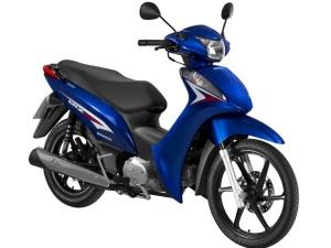 Edição limitada FlexOne da Honda Biz