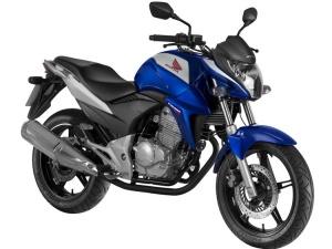Edição limitada FlexOne da Honda CB 300R