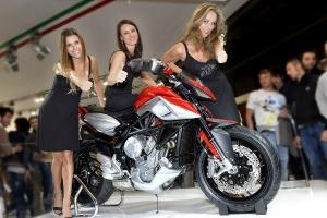 Mv Agusta Rivale 800 no Brasil