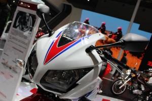 Nova Honda CBR 300R 2014