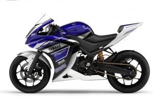Nova Yamaha R25 de 250cc 2014