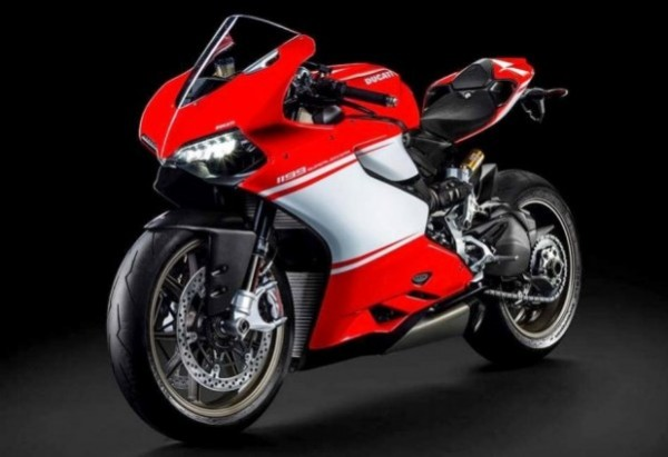 Moto mais cara do Brasil Ducati 1199 Superleggera 2014
