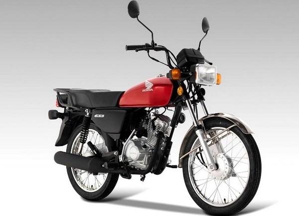 Nova Honda CG 110 2014