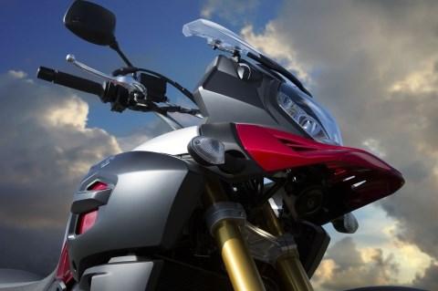 Nova Suzuki V Strom 1000 2014 no Brasil