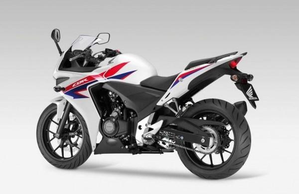 Nova Honda CBR 500R custa 23 mil reais